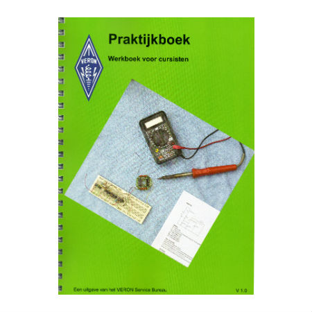 VERON Praktijkboek cursus radioexamen