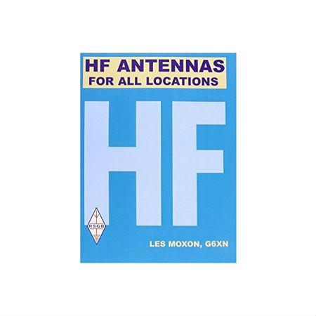 HF antenneboek