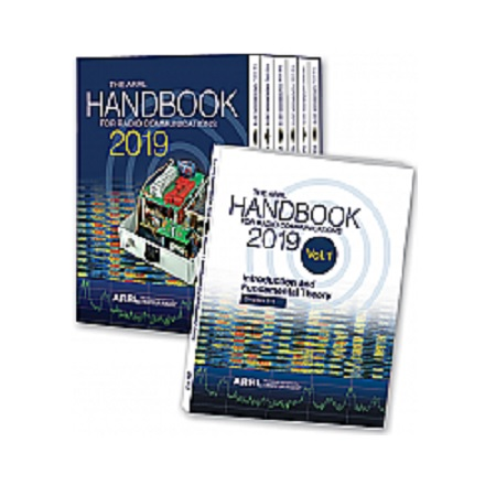 Radio Amateur Handbook 2019 (boxed set)