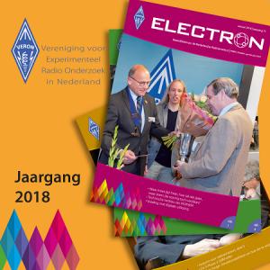 Electron jaargang 2018