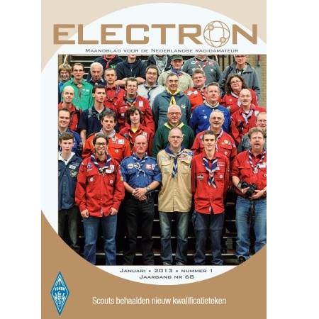 Electron jaargang 2013